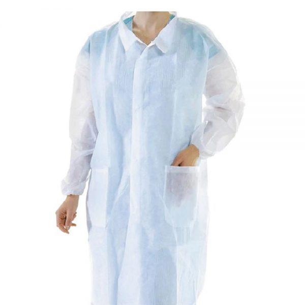 AME Disposable Laboratory Coat Waterproof Level 1
