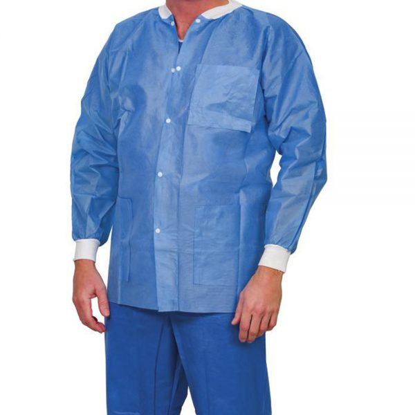 AME Disposable Laboratory Coat Waterproof Level 3 ab