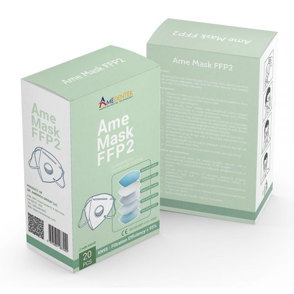 Ame Mask FFP2 with valve
