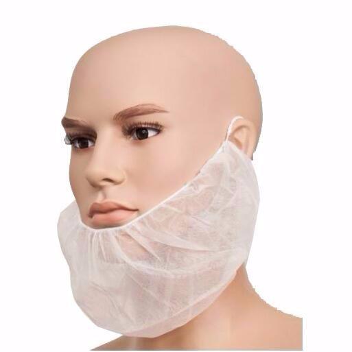 Disposable Non woven PP Beard Cover 1