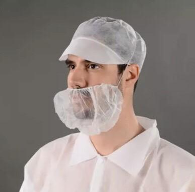 Disposable Non woven PP Beard Cover