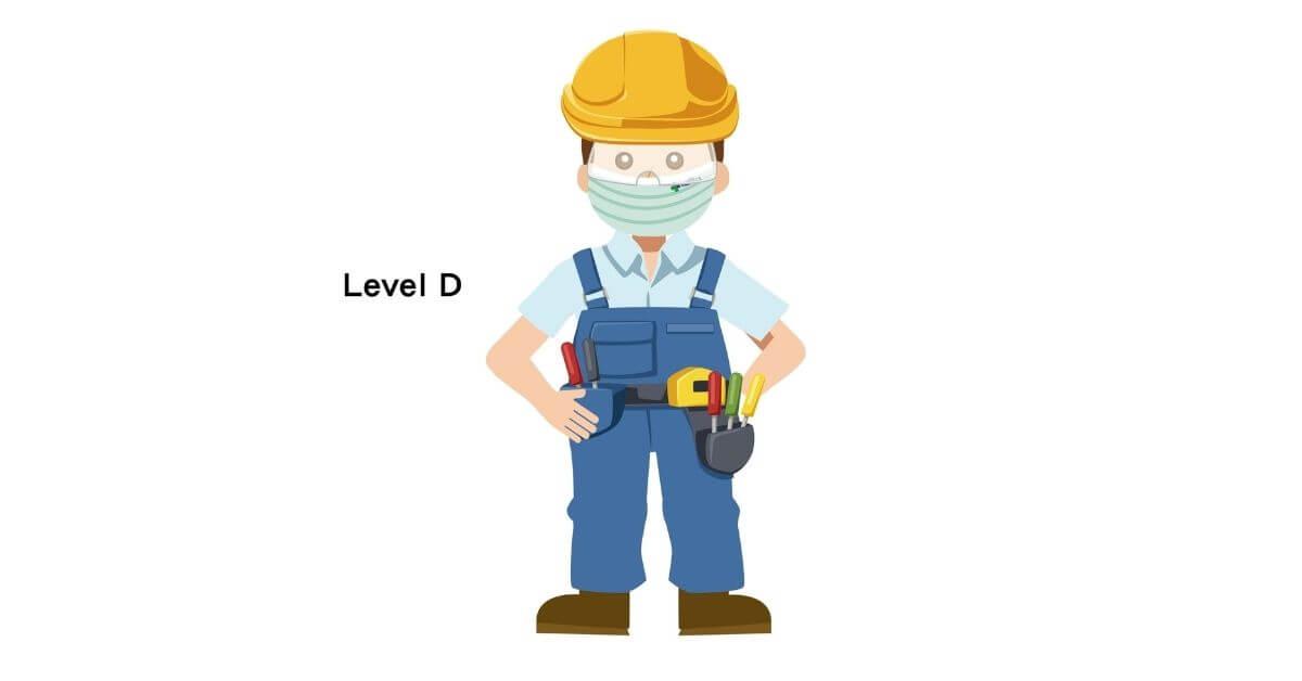 PPE Level D